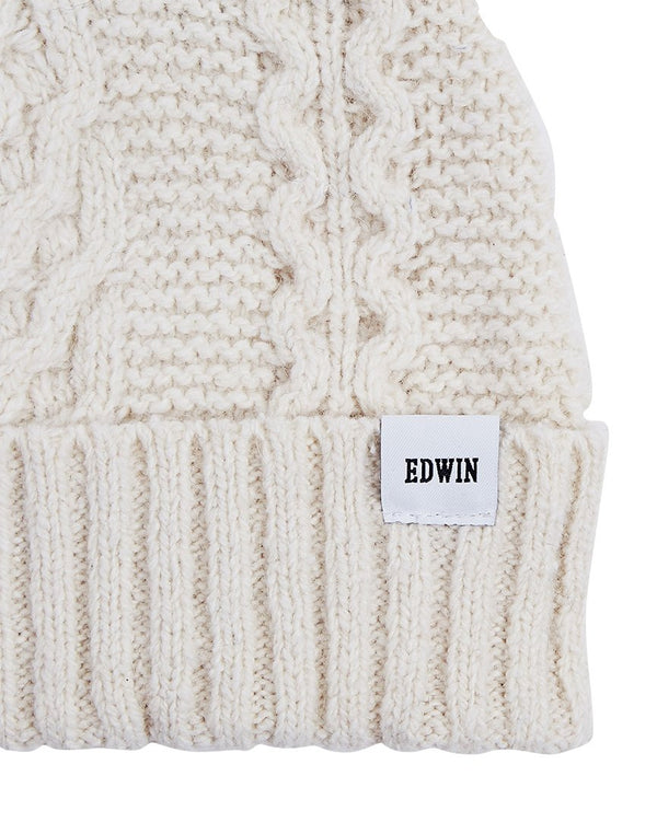Edwin - United Beanie Cream