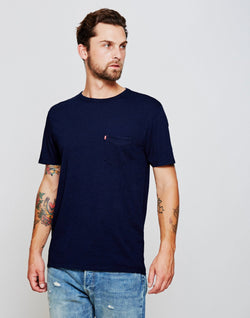 Levi's - Sunset Pocket T-Shirt Navy