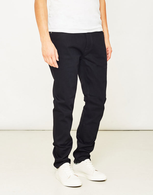 Nudie Jeans Co - Brute Knut Dry Cold Black Jeans