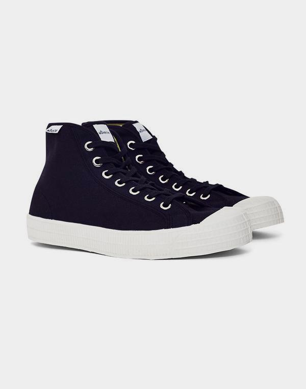 Novesta - Star Dribble Plimsoll Black
