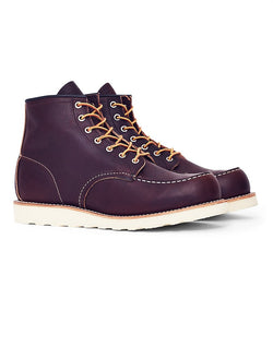 Red Wing - Heritage 6-Inch Classic Moc Toe Leather Brown