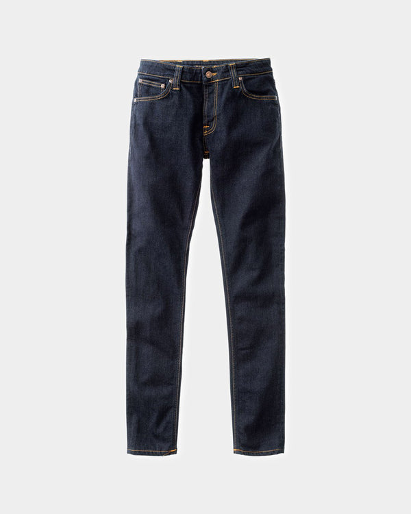 Nudie Jeans Co - Skinny Lin Dry Deep Orange