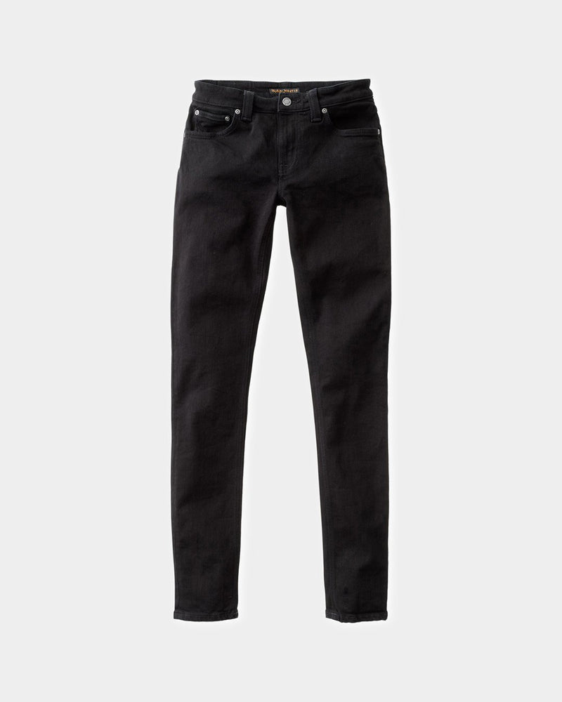 Nudie Jeans Co - Skinny Lin Jeans Black