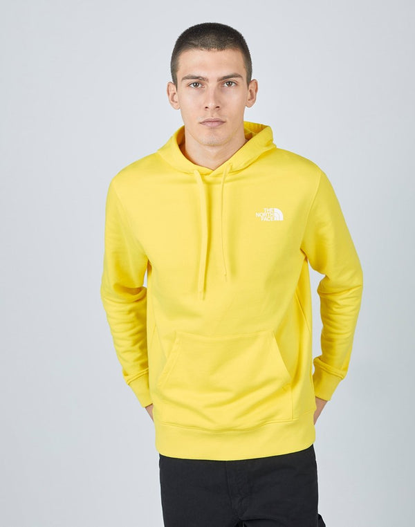 The North Face - Graphic Hoodie Lemon