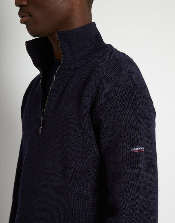Armor Lux - Pull Chateaulin Jumper Navy