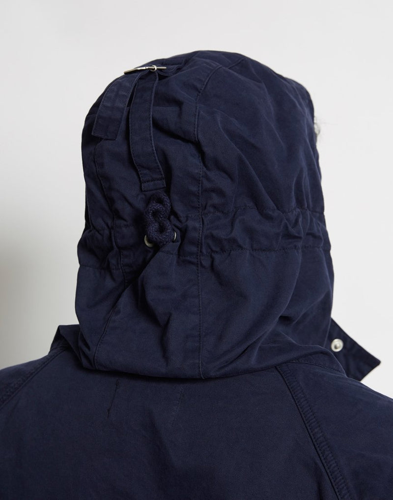 Albam - Hooded Parka Navy