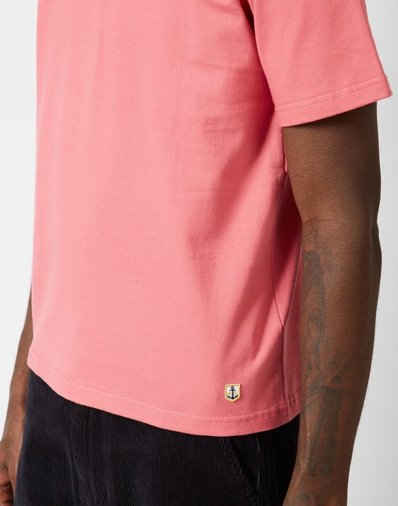 Armor Lux - Callac T-Shirt Pink