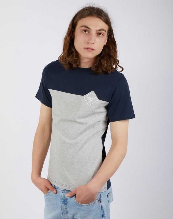 Barbour - Beacon Picked T-Shirt Navy
