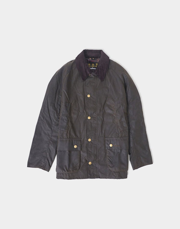 Barbour - Ashby Waxed Field Jacket Green