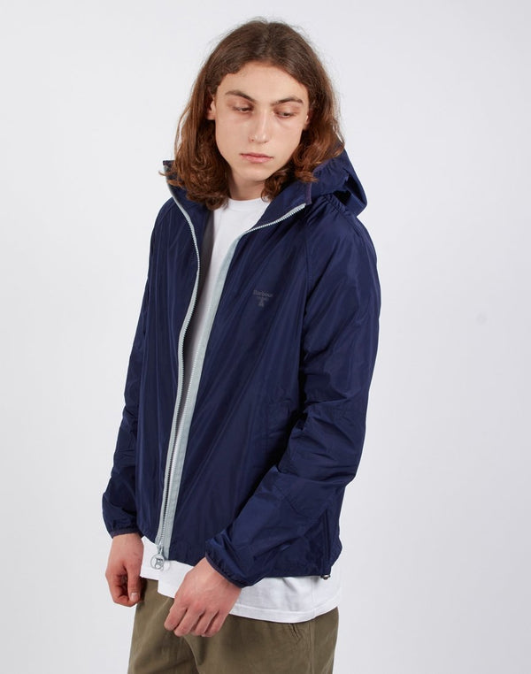 Barbour - Beacon Col Casual Jacket Regal Blue