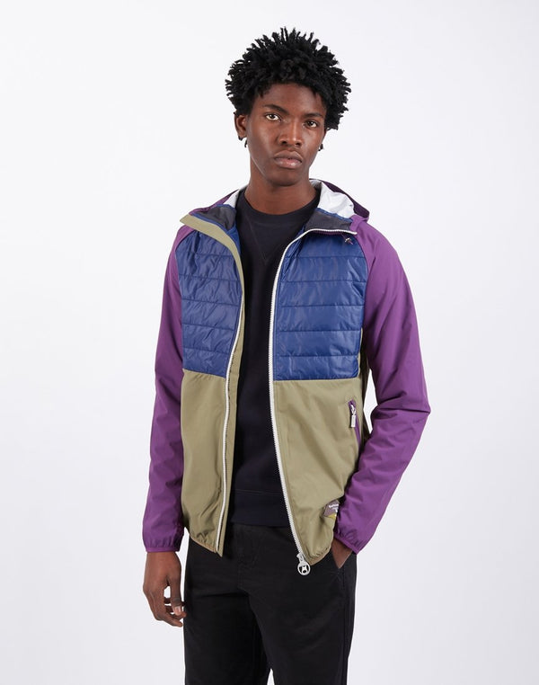 Barbour - Beacon Gable Casual Jacket Plum Purple