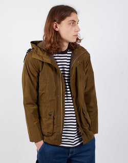 Barbour - Hooded Bedale Casual Sage