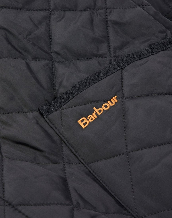 Barbour - Heritage Liddesdale Quilted Jacket Black
