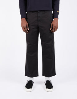 Carhartt WIP - Dallas Pant Black