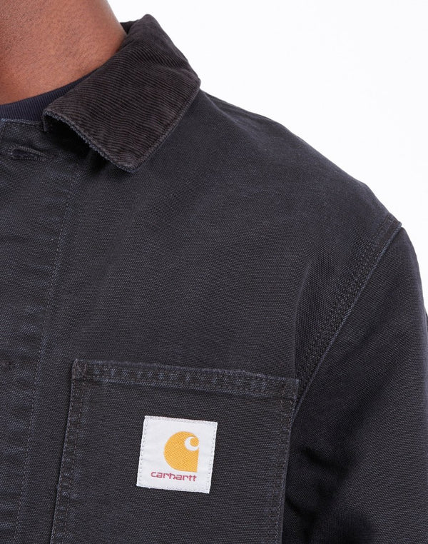 Carhartt WIP - Michigan Coat Aged Black