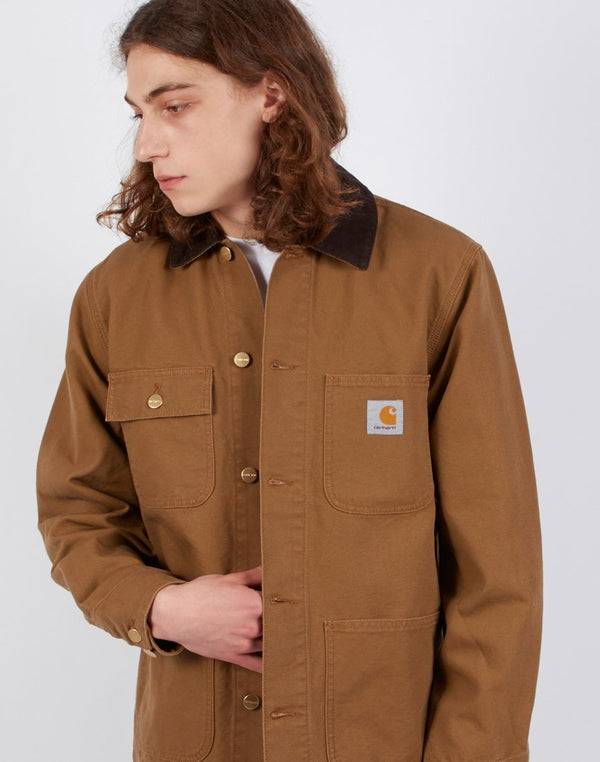 Carhartt WIP - Michigan Coat Brown