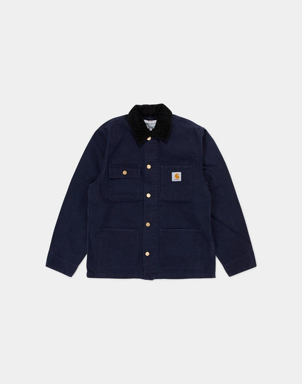 Carhartt WIP - Organic Cotton Michigan Coat Dark Navy