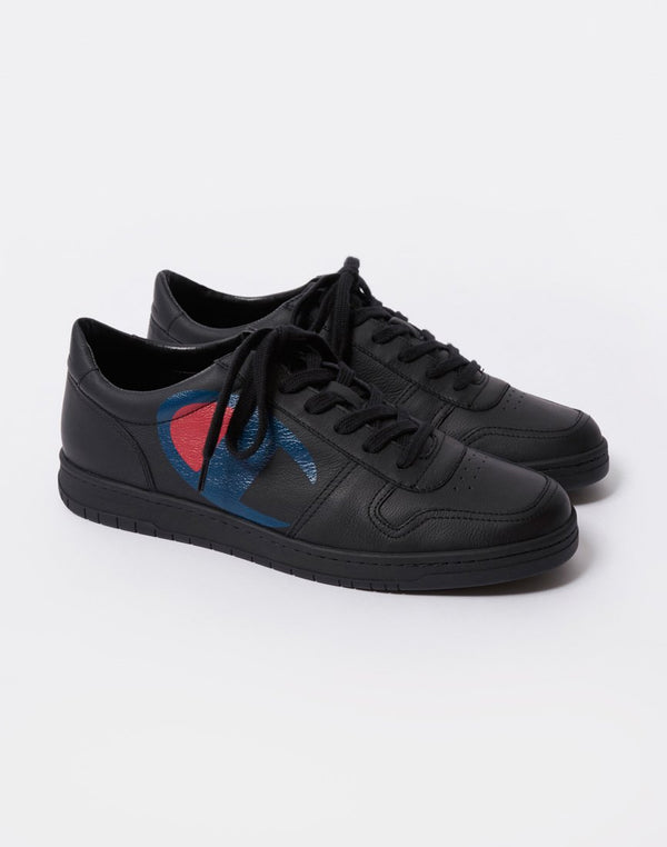 Champion Footwear - Low Cut Shoe 919 Roch Low Black
