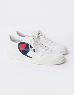 Champion Footwear - Low Cut Shoe 919 Roch Low White