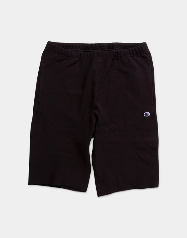Champion - Fleece Shorts Black