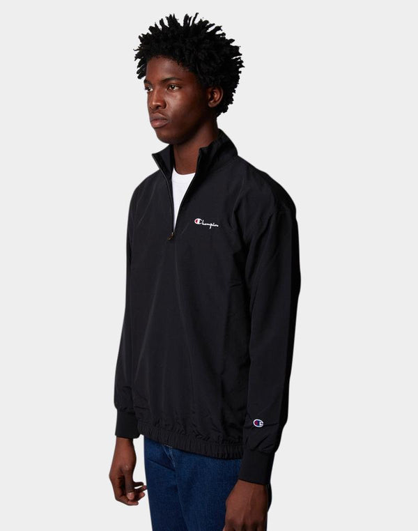 Champion - Half Zip Jacket Black