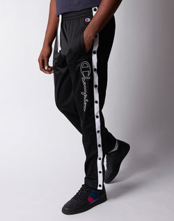 Champion - Popper Pants Black