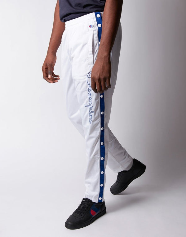 Champion - Popper Pants White