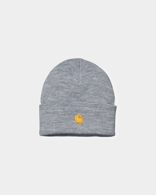Carhartt WIP - Chase Beanie Heather Grey
