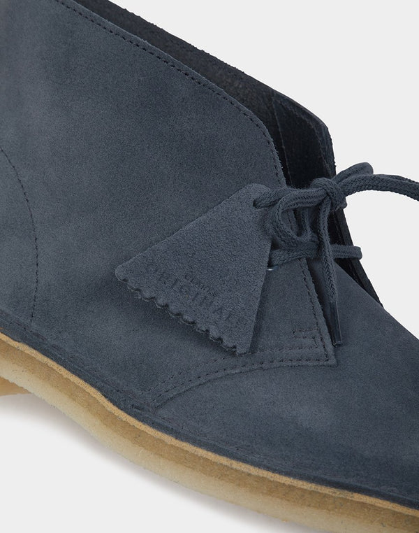 Clarks Originals - Desert Boot Deep Blue