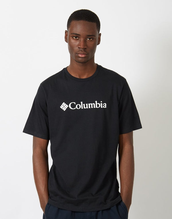 Columbia - CSC Basic Logo Short Sleeve Black