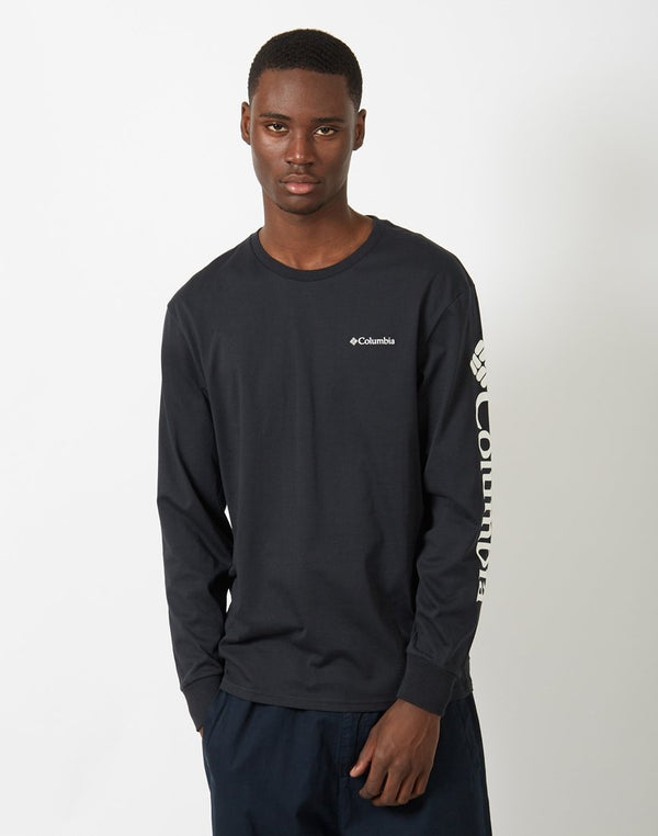 Columbia - North Cascades Long Sleeve Tee Black