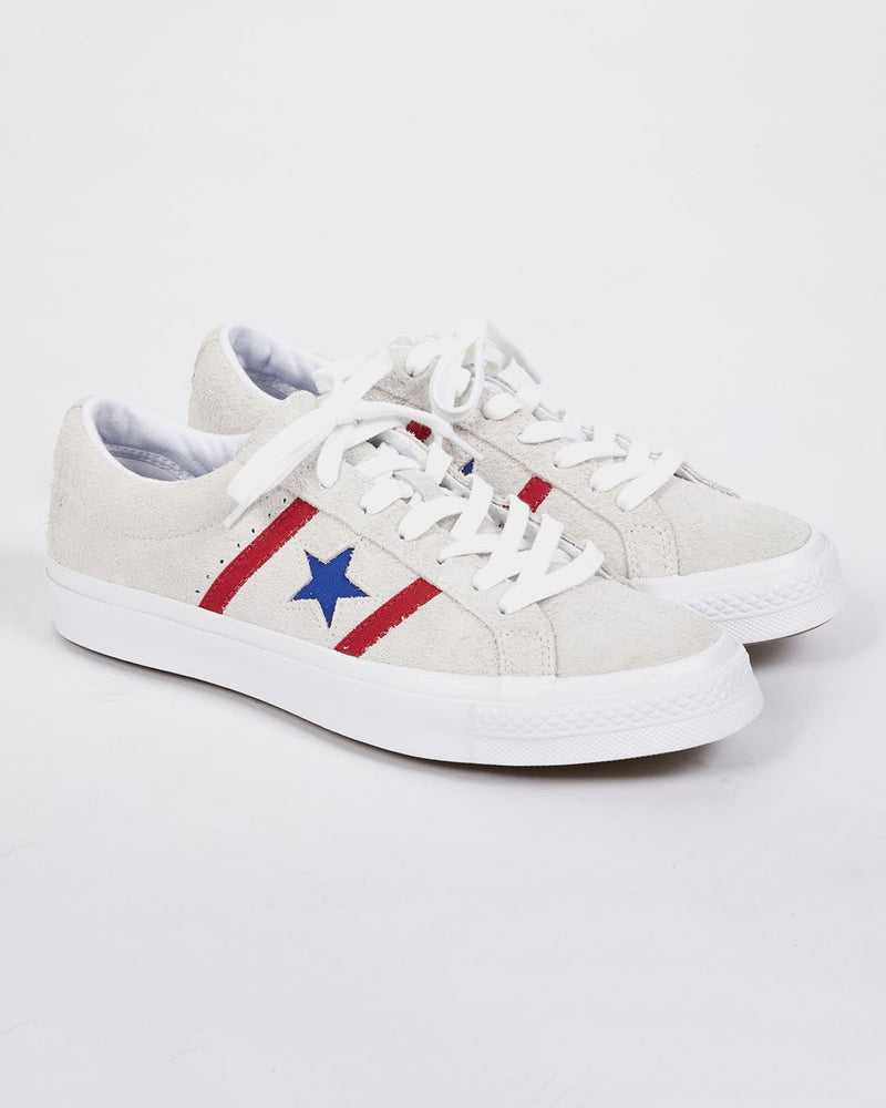 Converse - One Star Academy Ox White