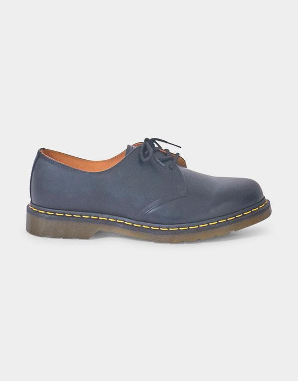 Dr Martens - 3 Eye 1461 Classic Gibson Black
