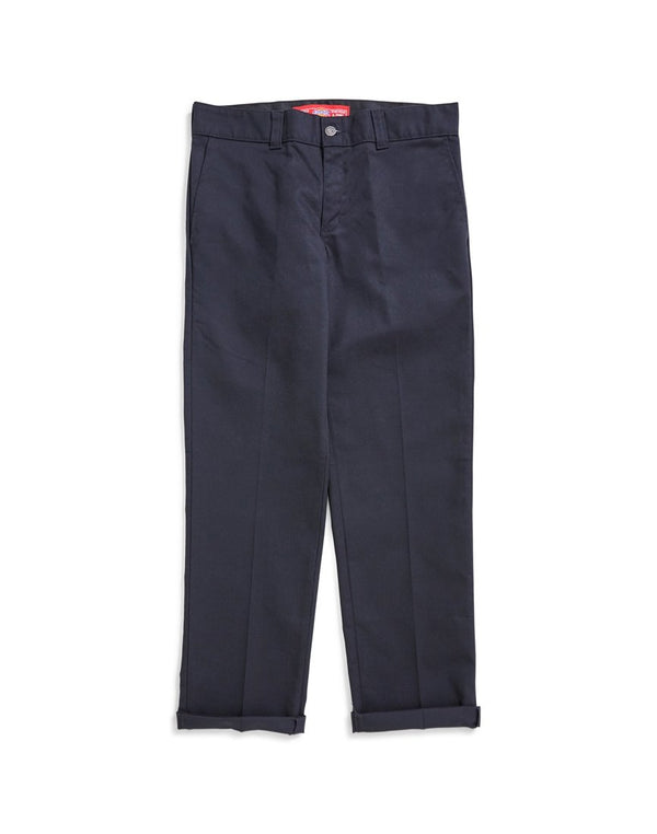 Dickies - 873 Slim Work Pant Black Rinsed