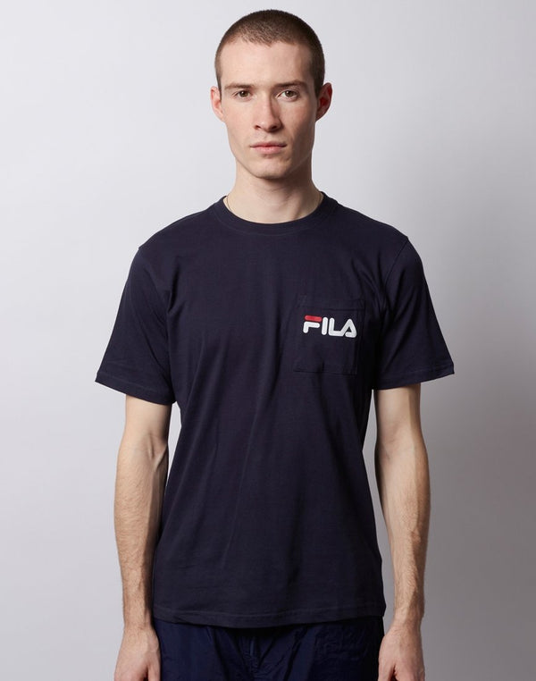 FILA Black Line - Pocket Tee Navy