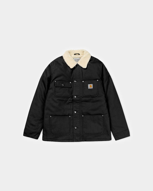 Carhartt WIP - Fairmount Coat Black