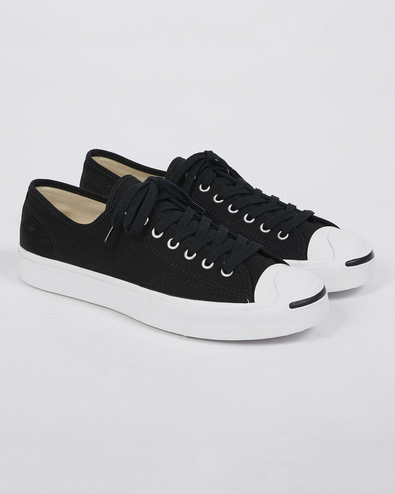 Converse - Jack Purcell Ox Black