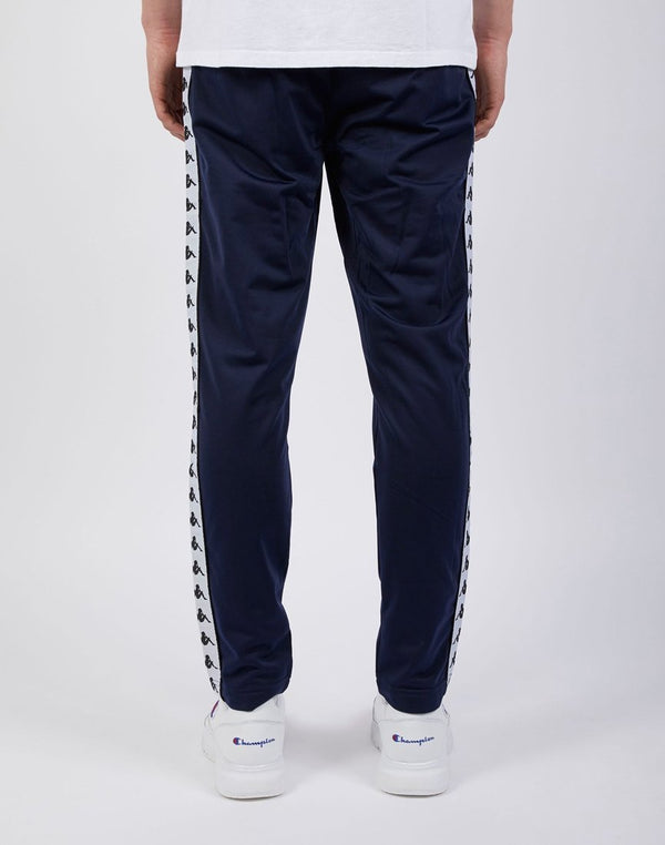 Kappa - Astoria Slim Trouser Blue Black & White