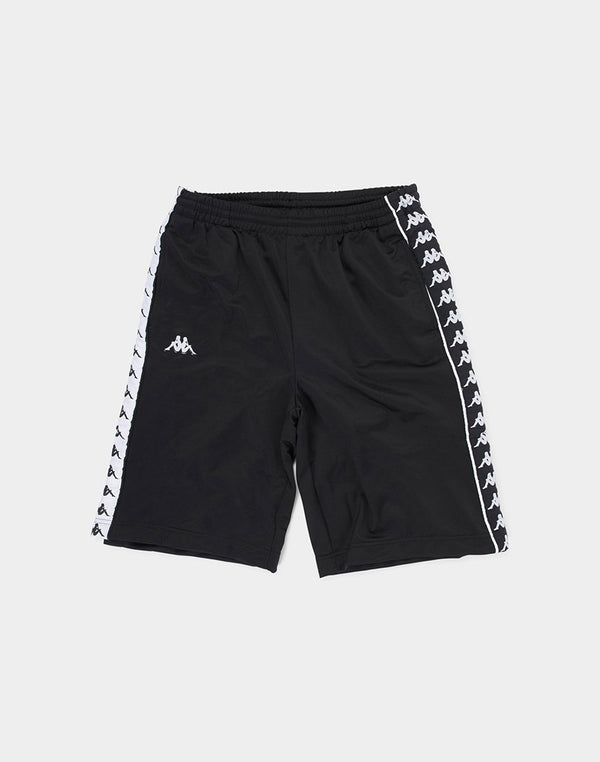 Kappa - Snapswell Shorts Black & White