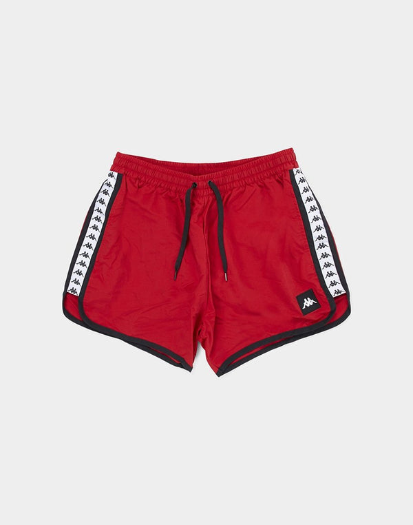 Kappa - Authentic Agius Red Black White