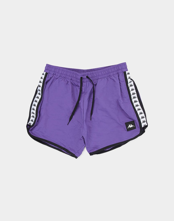 Kappa - Authentic Agius Violet Black White
