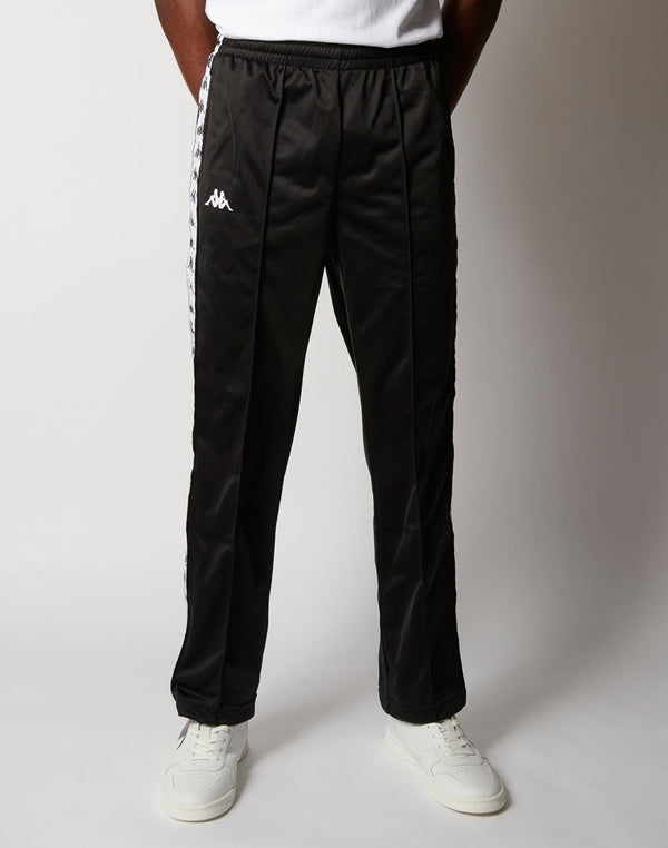 Kappa - Astoria Trouser Black & White