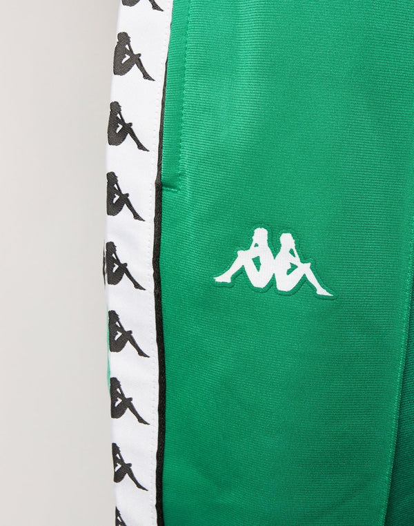 Kappa - Astoria Slim Trouser Green Black & White