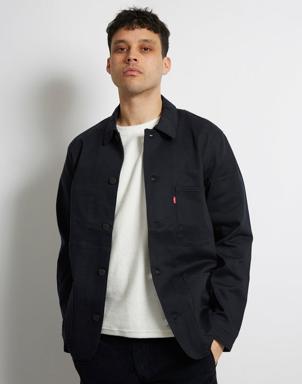 Levi's - Engineers Coat Navy