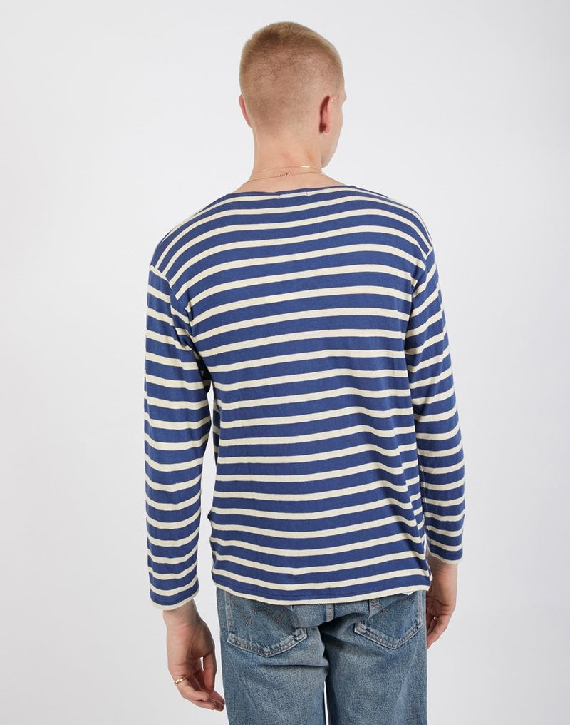 Levi's Vintage Clothing - Bay Meadows Long Sleeve T Shirt Blue