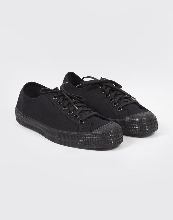Novesta - Star Master Plimsoll All Black