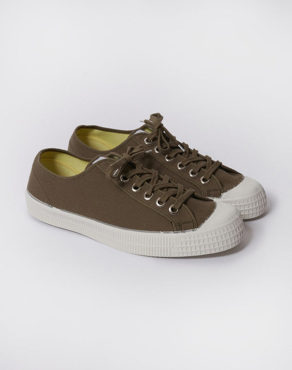 Novesta - Star Master Plimsoll Military Green
