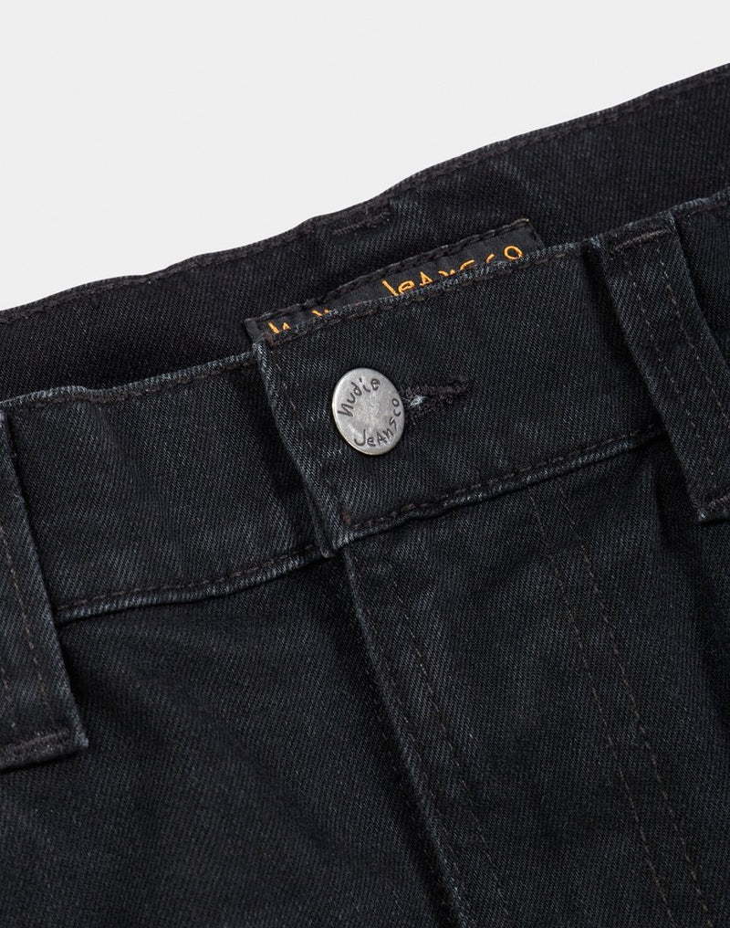 Nudie Jeans Co - Lean Dean Jeans Authentic Black