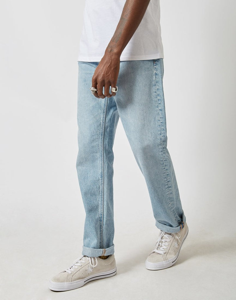 Nudie Jeans Co - Sleepy Sixten Jeans Light Stone