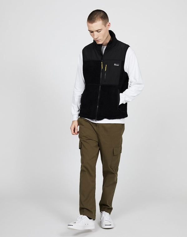 Penfield - Waterford Fleece Vest Black